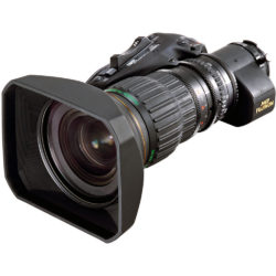 Fujinon 16x6.3 2:3 Lens Header