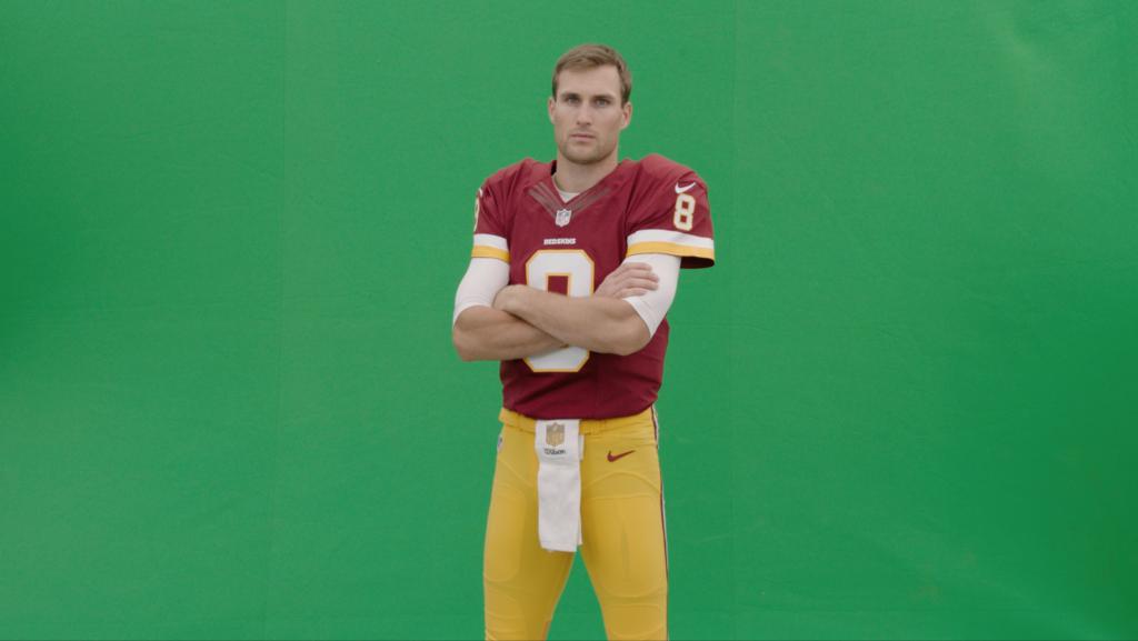 Kirk Cousins NBC Sunday Night Football