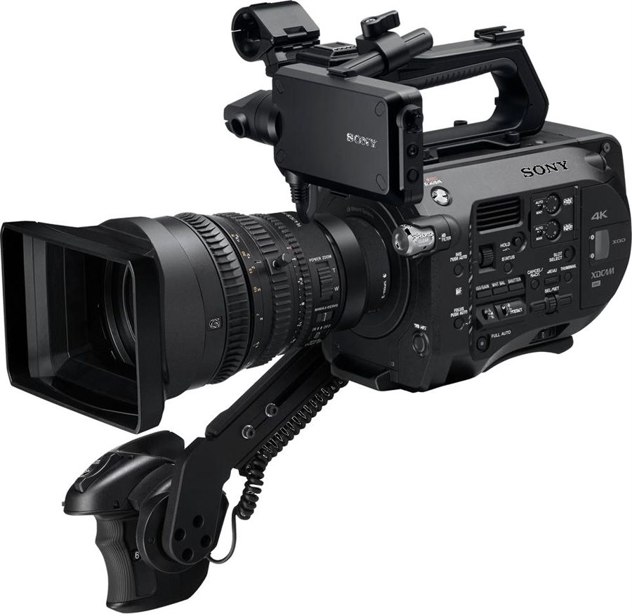 Sony PXW-FS7 Visual Edge